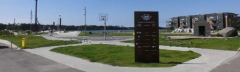 Seværdigheder og kultur | Lemvig Skatepark