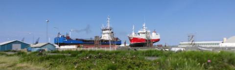 Håndværk | Thyborøn Skibsværft