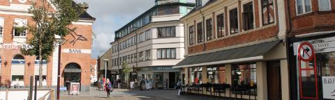 Servicefag | Butikker i Lemvig gågade