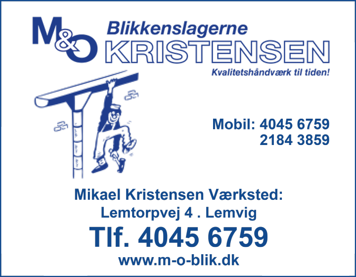 Blikkenslagerne M&O Kristensen